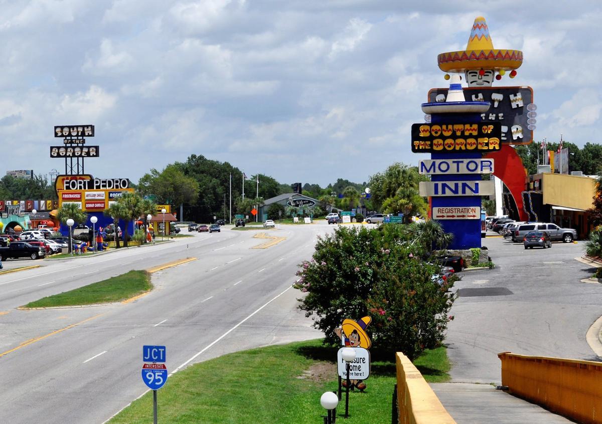 South of the Border Hotel and Amusements South Carolina