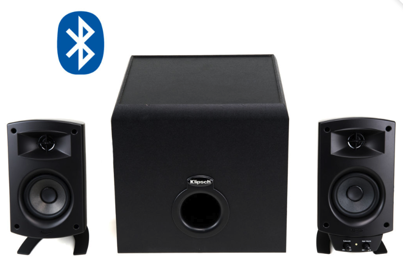 Klipsch Bluetooth ProMedia 2 Powered Speakers