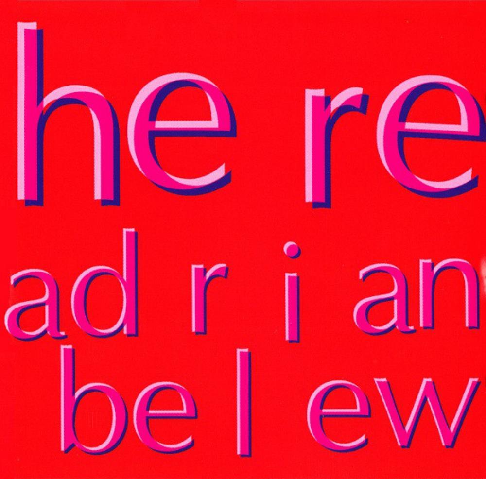 Adrian Belew Here album