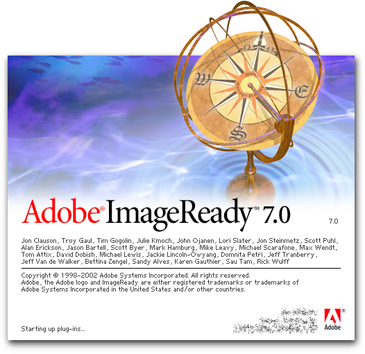 Adobe ImageReady 7.0