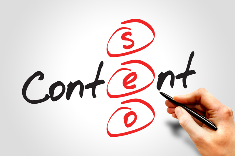 SEO Factor = Content Is King!