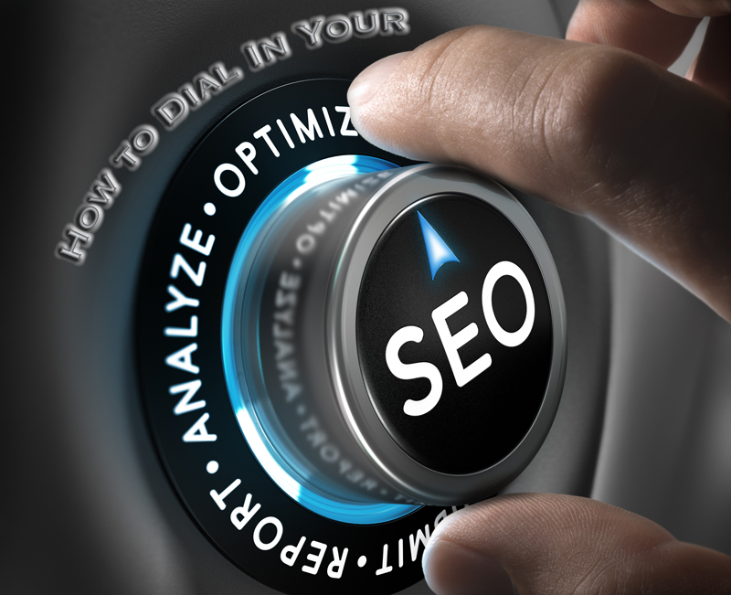 Dial in your SEO