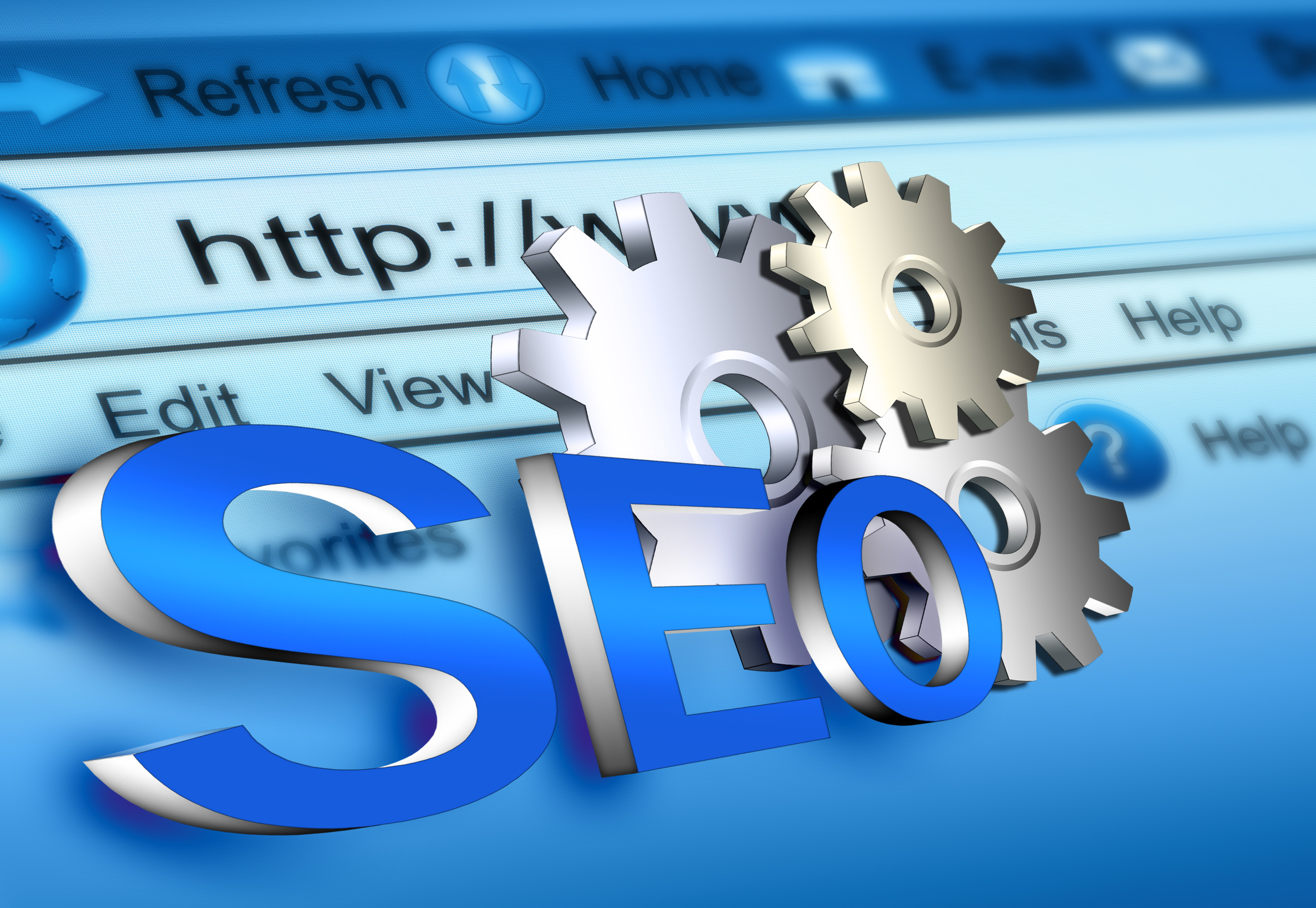SEO are the gears to the search engines!