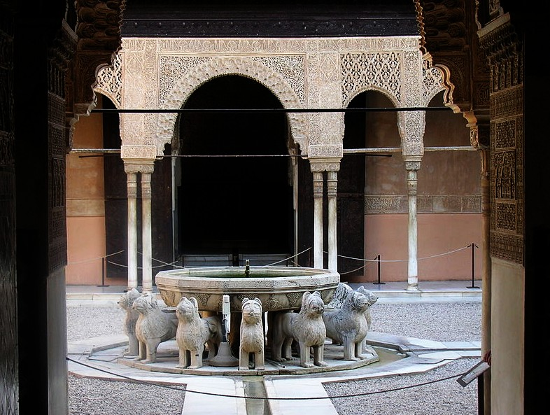 Court of the Lions, Alhambra Palace