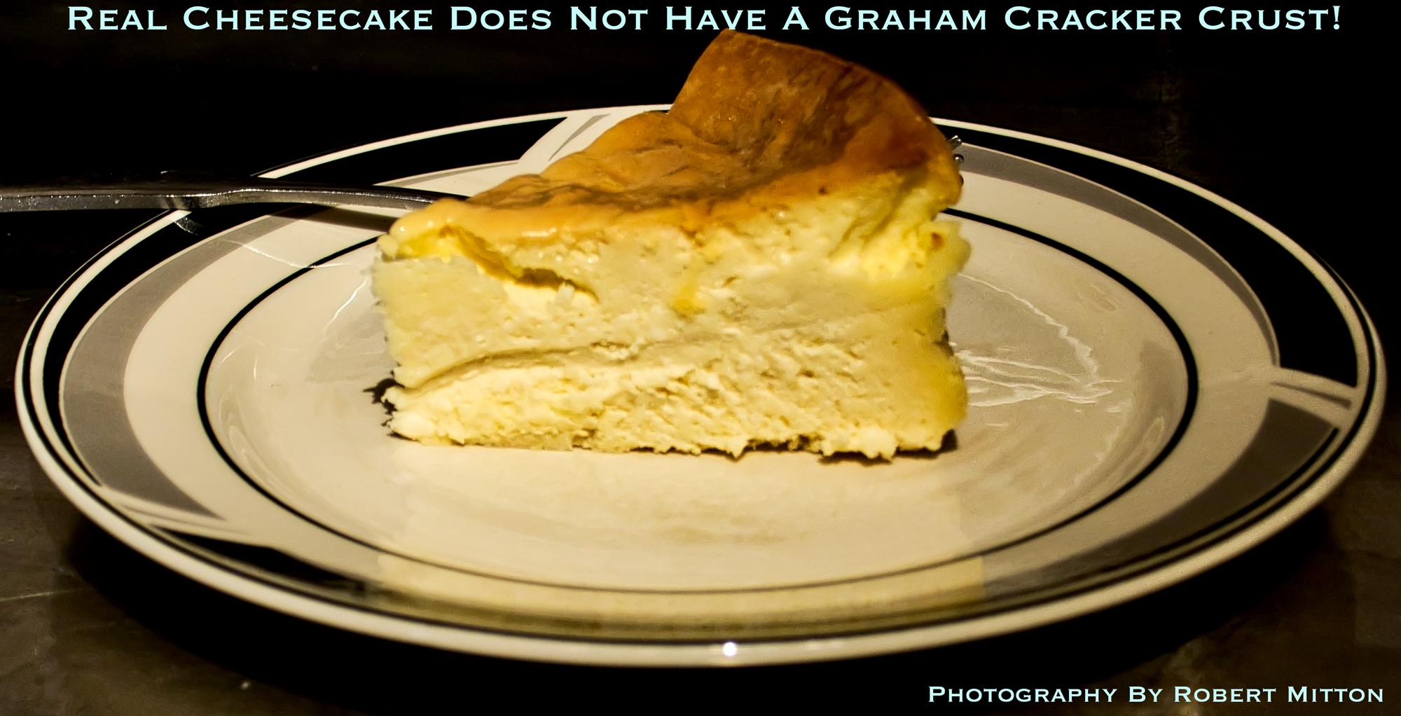 Amish style cheesecake